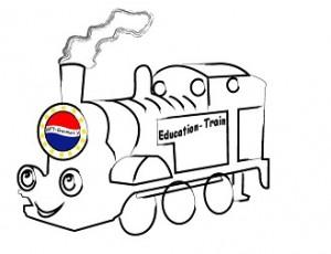 Die Lokomotive Klein